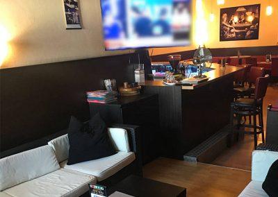 Café Alibi in Passau, gemütliche Atmosphäre aus einer anderen Perspektive