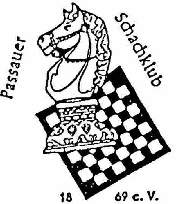 Logo Schachklub Passau 1869 e. V